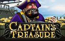 Сокровища Капитана онлайн в Вулкан Гранд